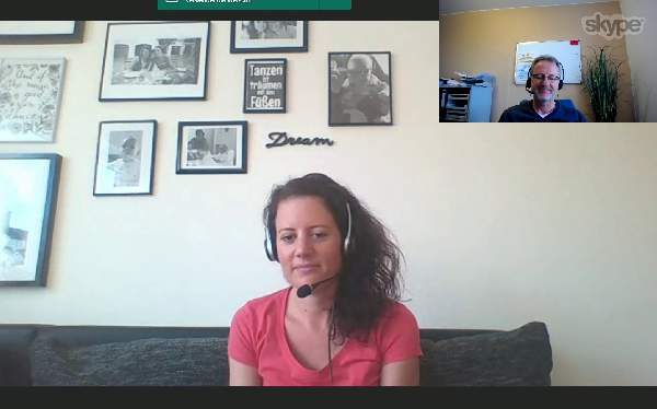 Onlinetherapie Videosprechstunde