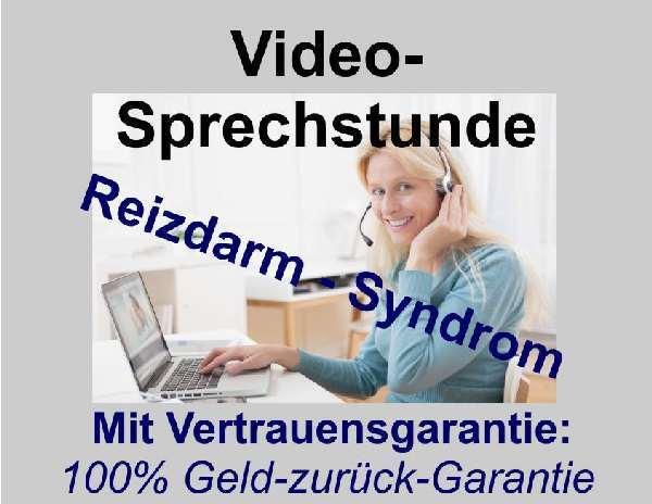Videosprechstunde-Reizdarm-Syndrom, Darmkrämpfe, Durchfall, Blähungen, Schmerzen