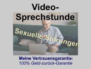 Sexuelle Störungen Vaginismus Impotenz Erektion Sexsucht