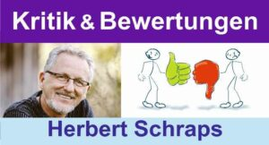 Erfahrungen Herbert Schraps trancemed NeuroBioMed Kritik